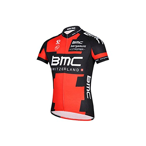 ort Sleeve Cycling Jersey Pro Team MTB bike Bicycle Breathable Shirts Top Full Zipper ()