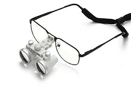 Denshine mm occhiali binoculari chirurgico dentale lente