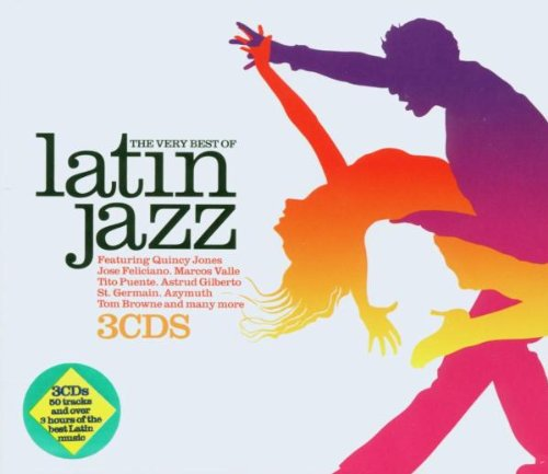 """Release """"The Very Best of Latin Jazz"""" by Various Artists - MusicBrainz"""