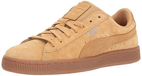 - PUMA Men's Basket Classic Weatherproof Sneaker, Taffy, 13 M US