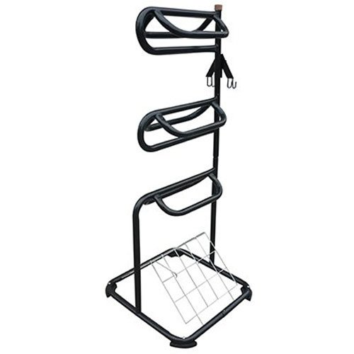 QINGDAO HUATIAN HAND TRUCK TI-058 MR 3 Tier Saddle Rack