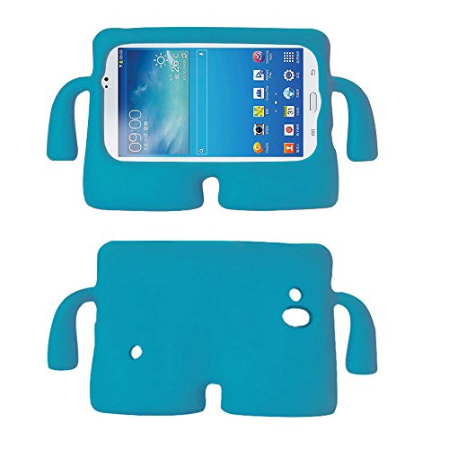 ALEONE Kids Safety EVA Stand Case Cover For Samsung Galaxy Tab 3 4 Tablet 7.0