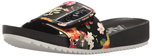 Anne Klein AK Sport Womens Quen Synthetic Black/Multi CdRo8H13