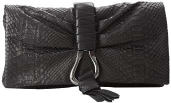 Halston Heritage Convertible RU280247N7 Clutch,Black Multi,One Size