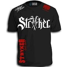 Stryker MMA Gloves Shorts Sleeve T-shirt Top Tapout UFC Brazilian Jiu Jitsu