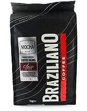 Braziliano Café Select Mocha Blend Ground Coffee Vacuum Pack, 250 g