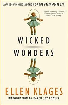 Wicked Wonders by Ellen Klages fantasy book reviews