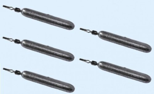 Pilkmaxx 5 Dropshot Bleie Drop Shot Angeln Gewichte lang