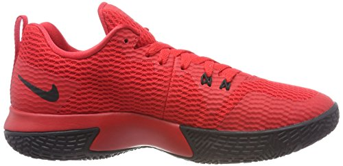 Red Rouge de 600 Chaussures Black Zoom Live II Homme University Basketball NIKE zwq6gT0nx