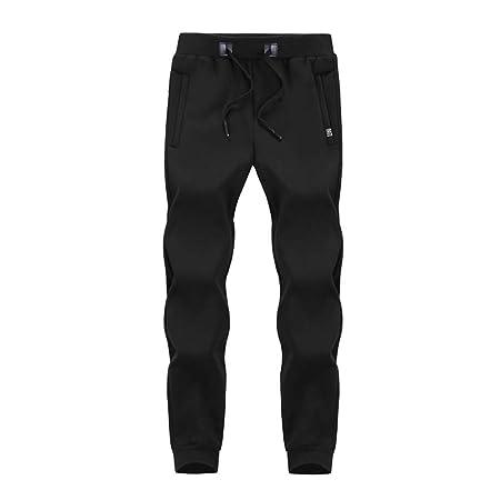 Zhongsufei-CH para Hombre del Basculador Pantalones Pantalones de ...