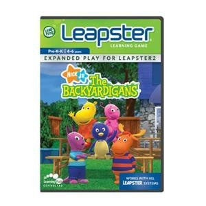 NEW Leapster Backyardigans Game (Toys)