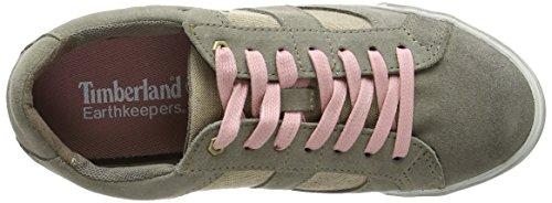 Timberland GlastenburyFTW EK - Zapatillas para mujer Grau (Warm Grey Suede)
