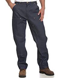 Carhartt Mens Utility Double Front Logger Dungaree