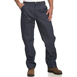 Carhartt Men's Double Front Logger Dungaree