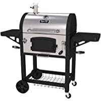 Dyna-Glo Heavy-Duty Stainless Charcoal Grill