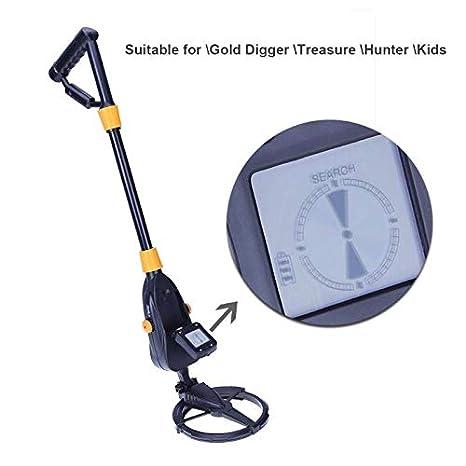 Industrial Metal Detectors - 1pcs Underground Metal Detector With Waterproof Search Coil Gold Digger Treasure Hunter Kids Finder - Hammers Children39;s ...