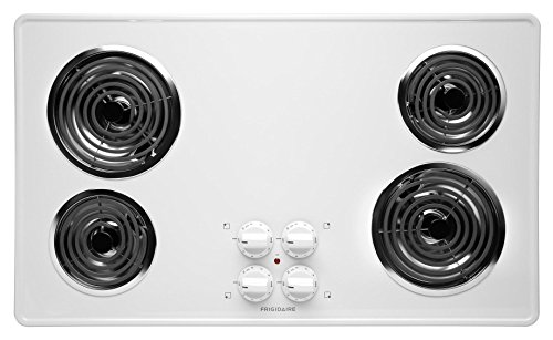 36 electric coil cooktop - 4