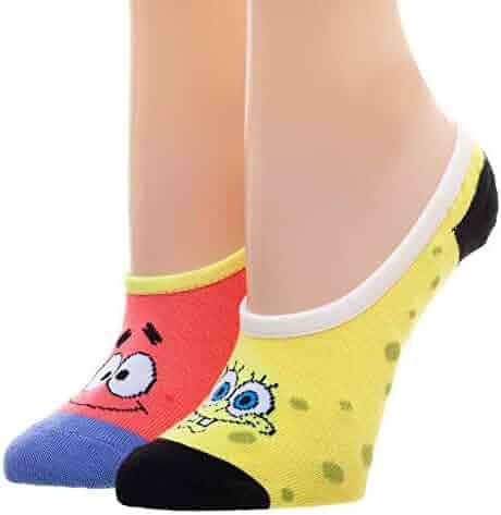 75dca10fb Spongebob and Patrick Socks Spongebob Accessories Patrick Socks Spongebob  Socks