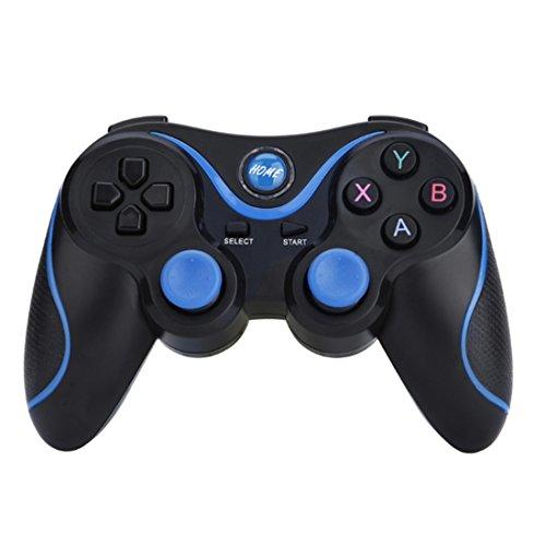 AveDistante WiBluetooth Gamepad Cable inalámbrico Recargable Game Controller Soporte para teléfono Inteligente, Pad, TV, TV...