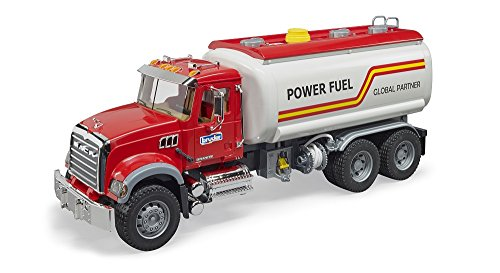 Bruder Mack Granite Tanker Truck Vehicle
