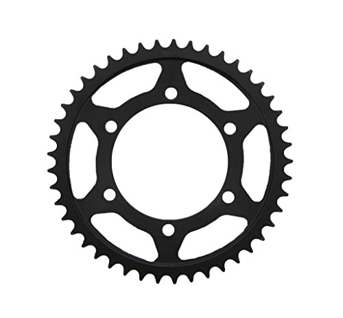 Race Driven Rear Steel Sprocket 45 T 530 Pitch for Yamaha FZS 1000 YZF-R1 YZF R1 SP FZ600 FZ-6 600 R6S 530 Conversion ()