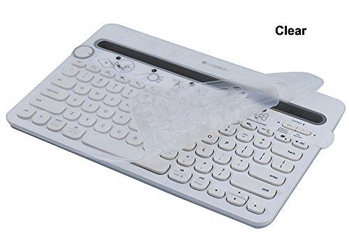 Silicone Fullsize Keyboard Protector Logitech