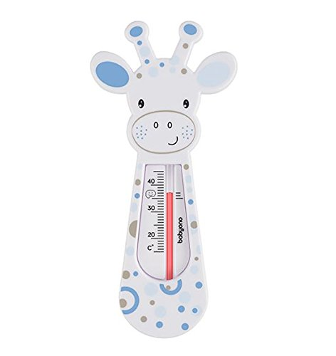 Baby Safe Floating Bath Thermometer Giraffe - Lilac Baby Comfort