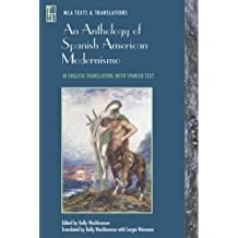 An Anthology of Spanish American Modernismo: In English Translation, with Spanish Text (Texts and Translations) (Spanish Edition)