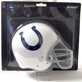 (Indianapolis Colts Helmet Bank)