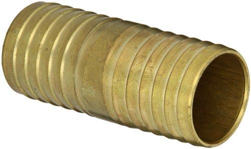 PT Coupling PTHM Series Brass Fitting, Hose Mender, 1-1/4