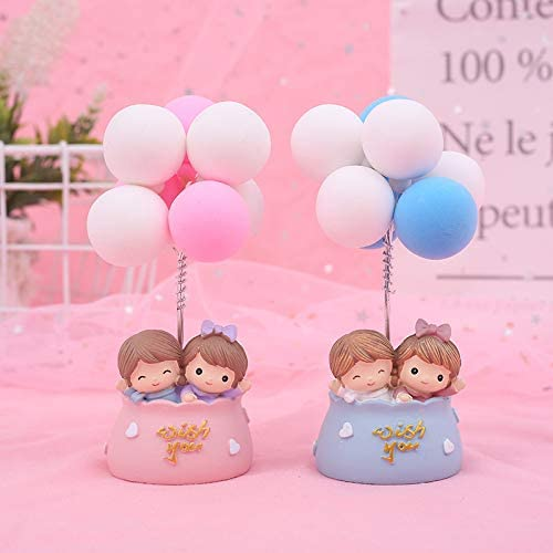 LKXZYX Boda Decoracion Figuras de Grandes Salon candelabros Jardin Exterior,Taza de té Cute Bear Rabbit Resin Craft Gift Adornos Decorativos Interiores: Amazon.es: Hogar