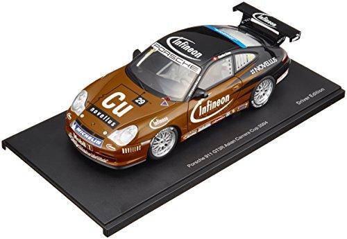 Autoart Porsche 911 Gt3r Asian Carrera Cup 2004 1/18 Driver Edition Limited O... (japan ()