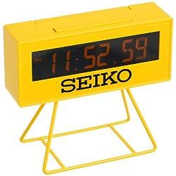 Seiko QHL062YLH Japanese Quartz Clock