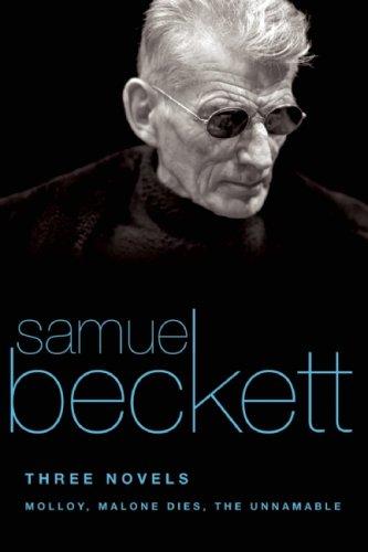 """Three Novels - Molloy, Malone Dies, the Unnamable"" av Samuel Beckett"