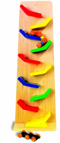 Toyday Traditional & Classic Toys Cascading Tower Zip-Zap from Toyday Traditional & Classic Toys
