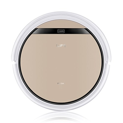 ILIFE V5s Pro Robotic Vacuum Cleaner with Water Tank, Automatically Sweeping Mopping Floor Cleaning Robot Review
