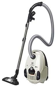Electrolux SilentPerformer Animal - Aspiradora con bolsa especial mascotas, color blanco [Clase de eficiencia energética A]