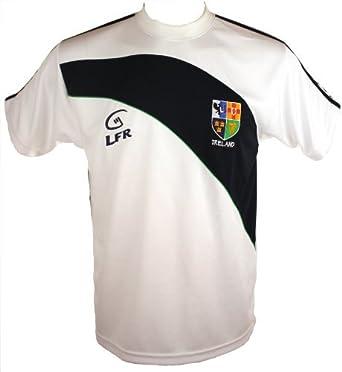 LIVE FOR RUGBY Cuatro provincias de Irlanda Tejido Transpirable T ...