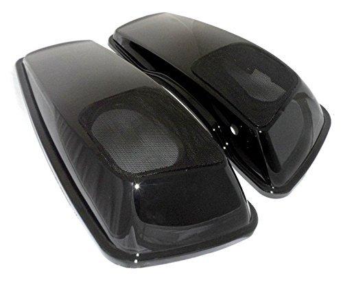 Saddle Bag Speaker Lids - 4