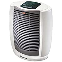 Honeywell - Energy Smart Cool Touch Heater 11 17/100 X 8 3/20 X 12 91/100 White Product Category: Breakroom And Janitorial/Heaters