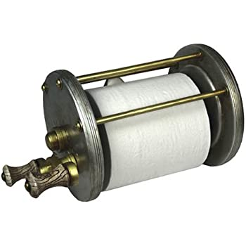 Amazon Com Fishing Reel Wall Mounted Toilet Paper Holder