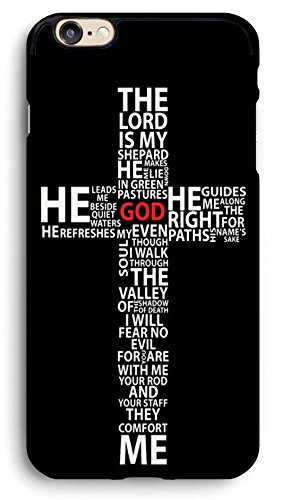 Beautiful Design God Jesus Christ Christian Cross iPhone Case,PC Hard Case for iPhone -