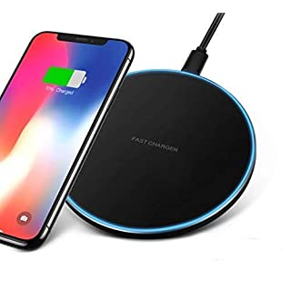 Qi Wireless Charger for Apple iPhone 11 11 Pro 11 Pro Max XS MAX XR XS X 8 Samsung Galaxy Note 10 S10 S9 S8 google pixel 3 3xl 4 4xl AirPods Pro Wireless Charger Accessories