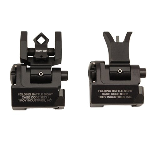 MICRO - M4 Folding Sight Set BLK