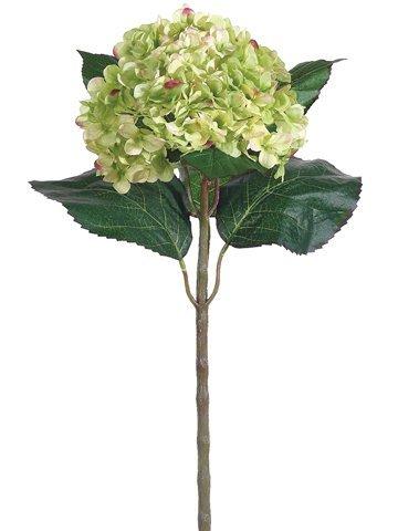 22-Silk-Hydrangea-Flower-Spray-Green-case-of-6