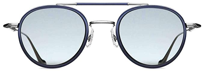 Amazon.com: Matsuda m3064 cepillado plata anteojos de sol ...
