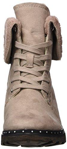 Tamaris Damen 26712 Combat Boots Beige (Shell)