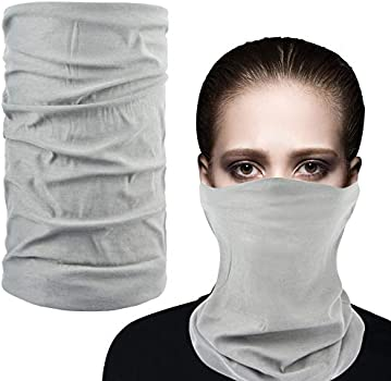 Non Medical Breathable Cool Skull Face Covering// Gaiter// Snood