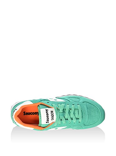 Shadow SAUCONY W Donna Bianco Vegan Basse Acquamarina Sneaker ORIGINALS 55xrqwP