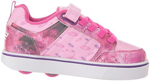 Heelys X2 Bolt, Zapatillas Unisex Niños Varios colores (Pink /     Purple Space)